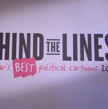 Behind the Lines Film